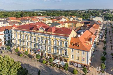 Kuurhotel Savoy República Checa