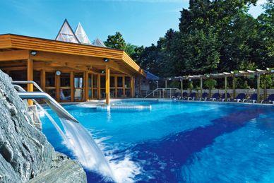 Thermal Hévíz Ensana Health Spa Hotel Hungría
