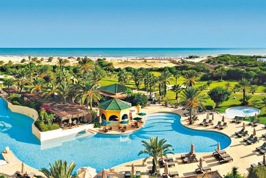 The Residence Tunis Túnez