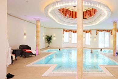 Privathotel & Spa Post an der Therme Alemania