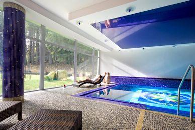 Spa & Hoteles Wellness St. Moritz República Checa