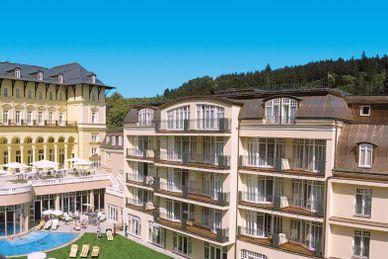 Falkensteiner Hotel Grand MedSpa Marienbad República Checa