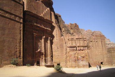 Ciudad de piedra Petra & Wadi Rum (Resort Mövenpick)