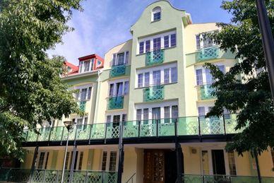 Hotel Erzsébet Hungría