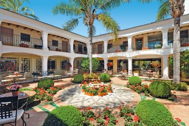 Los Monteros Spa & Golf Resort España
