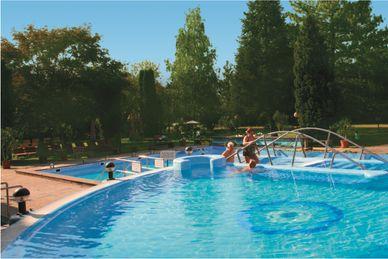 Ensana Thermal Sárvár Health Spa Hotel Hungría