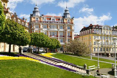 Hvězda Ensana Health Spa Hotel República Checa