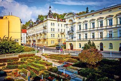 Hotel Reitenberger República Checa