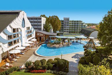 NaturMed Hotel Carbona Hungría