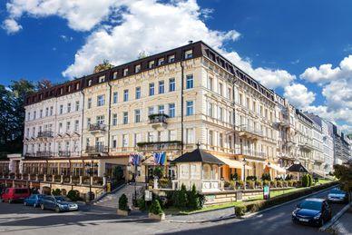 Kurhaus Kriván República Checa