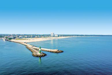 Días saludables en el Mar Báltico