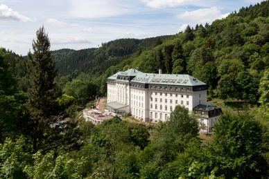 Kurhaus Radium Palace República Checa