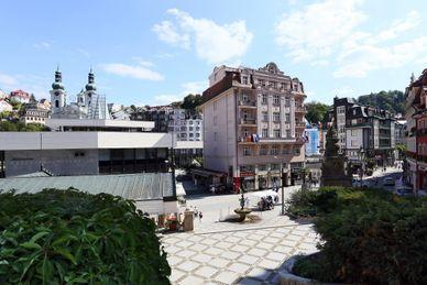 Estancia en Karlovy Vary