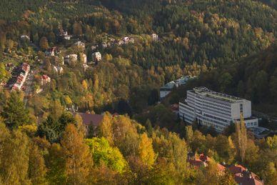 Kurhotel Behounek República Checa