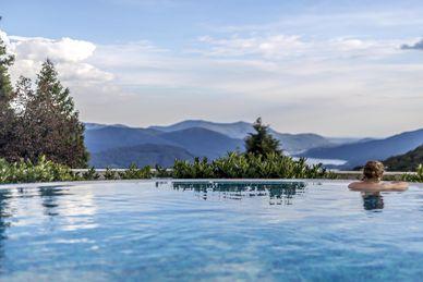 Kurhaus Cademario Hotel & Spa Suiza