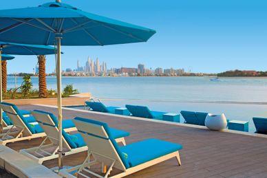 Vacaciones de bienestar de lujo en Dubai