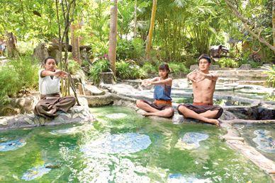 Wareerak Fuente Termal y Bienestar  Tailandia