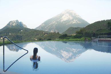 Sueño Lefay en el lago Garda