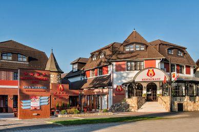Hotel Piroska Hungría
