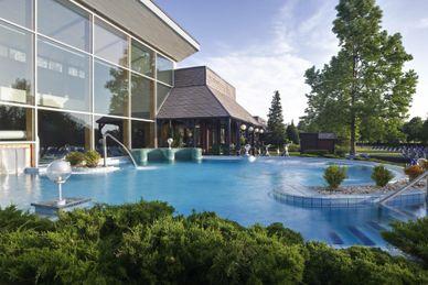 Danubius Hotel Bük Hungría