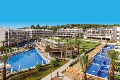 Hotel Zafiro Palace Palmanova España