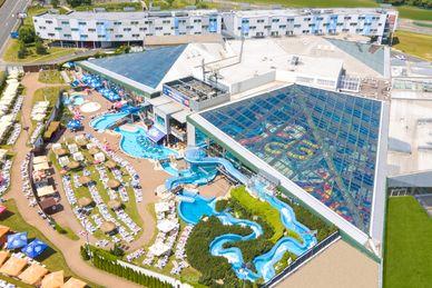 Aquapalace Hotel Prag República Checa