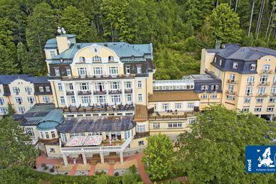 Kurhotel Royal Marienbad República Checa