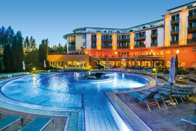 Lotus Therme Hotel & Spa Hungría