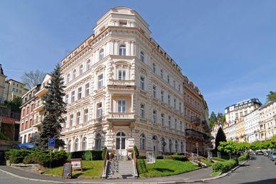 Hotel Slovan República Checa