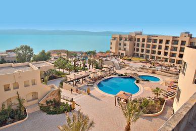 Dead Sea Spa Hotel con Centro Médico Jordania