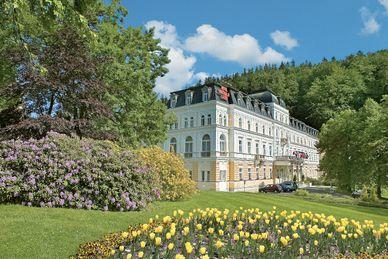 Centrální Lázně Ensana Health Spa Hotel República Checa