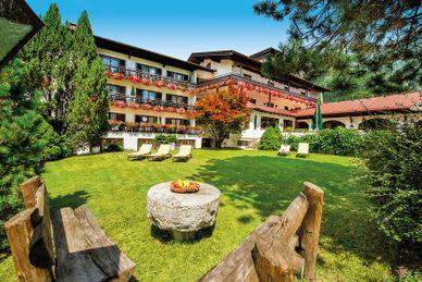 Johannesbad Hotel St. Georg Austria